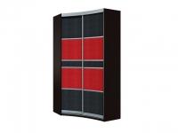 Шкафы-купе с внутренним радиусом дверей